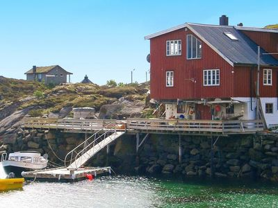 Photo for Vacation home Lofoten in Gravdal - 7 persons, 2 bedrooms