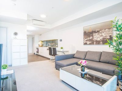 Photo for Minimalism modern apartment*waterview*parking*IGA