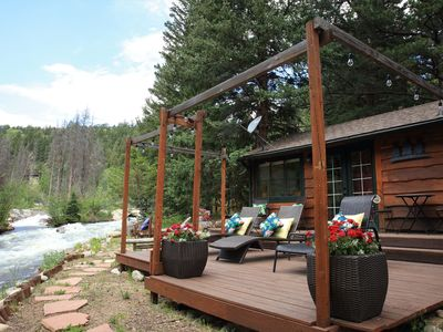 Photo for River Bend Mountain Retreat