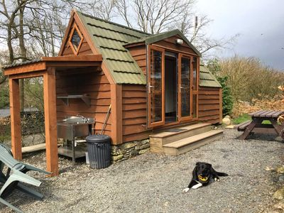 Photo for The Cartmel Comfort Camping Pod