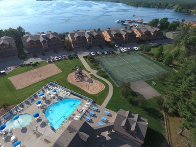 Photo for Penthouse Condo in Northern Bay on Castle Rock Lake