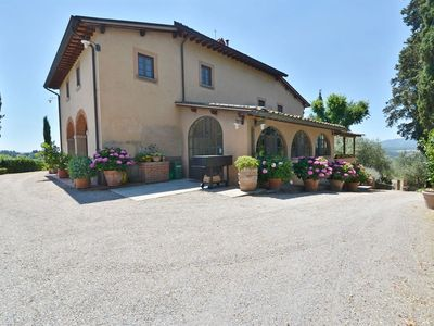 Photo for wonderful tuscan villa