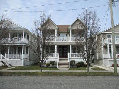 Photo for Family Shore House at 11th and Central, 1st Floor, 4 BR, 2.5 Bth, sleeps 9