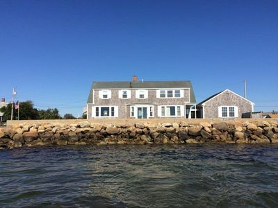 Photo for Waterfront Cottage on Lewis Bay!