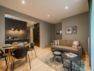 Photo for Belval Villa Rops Private apartment