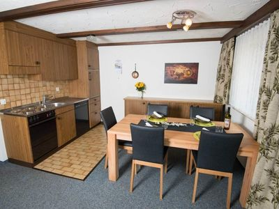 Photo for Apartment Adonis & Vallesia in Saas-Grund - 5 persons, 3 bedrooms