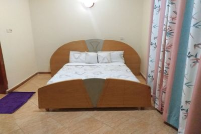 Master bedroom, self contained and with wardrobe