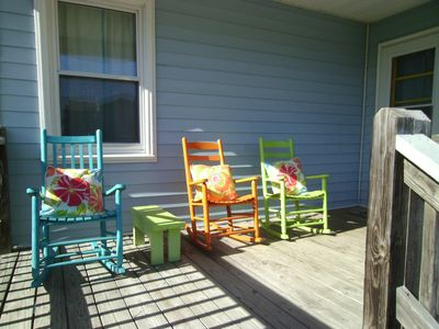 Photo for The Birdhouse Is Your Family Getaway On Sunset Beach,and We Are Pet Friendly!