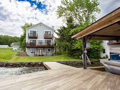 Photo for Luxury Lake House Offering 10 Bedrooms