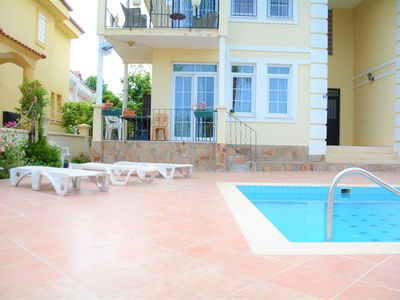 Photo for Bright Apartment - SoloVilla 2 Bedroom amazing apartment with oversized pool
