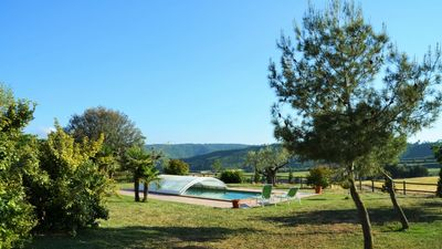 Photo for 2 bedroom Villa, sleeps 4 in Navarcles with Pool, Air Con and WiFi