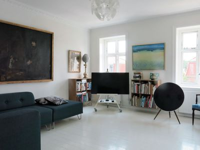Photo for City Apartment in Hellerup with 2 bedrooms sleeps 4