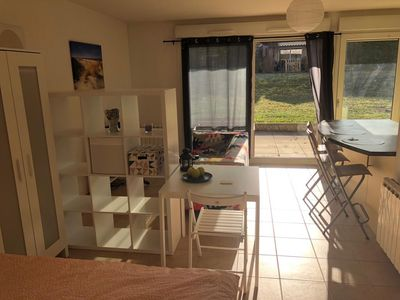 Photo for 1BR Condo Vacation Rental in Archamps, Auvergne-Rhône-Alpes