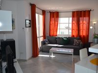 Everything was as I expected: nice and clean apartment in very suitable location
