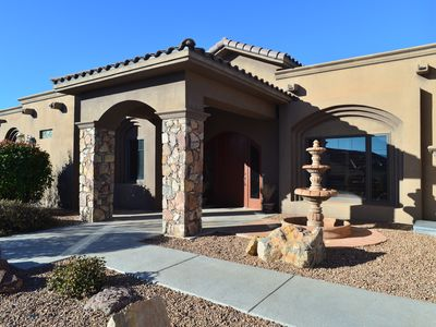 Photo for Custom Cruces Tuscan Home - Minutes to Shopping, Golf Course, Mountains and More
