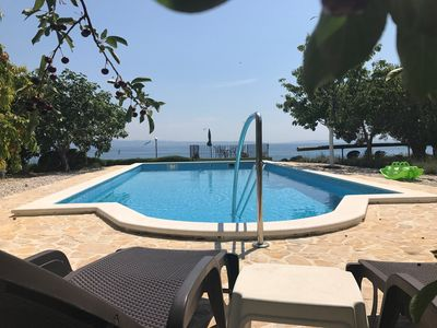 Photo for Holiday house with pool, barbecue and fitness