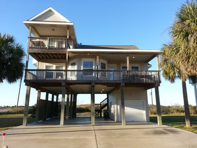 Photo for Beautiful Affordable Beach House in Galveston