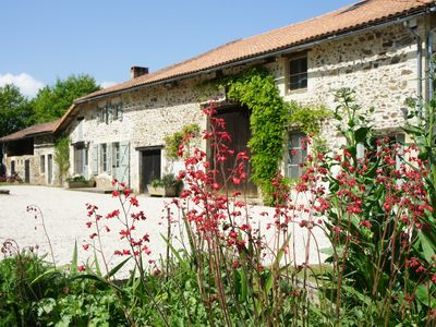 Photo for Wisteria Cottage a very private and peaceful location with views over the lake