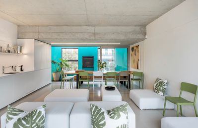 Photo for Contemporary Home with a Rooftop Pool in De Waterkant