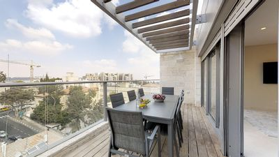 Amazing Penthouse  JLM'S center ❣ by RENTAL ISRAEL