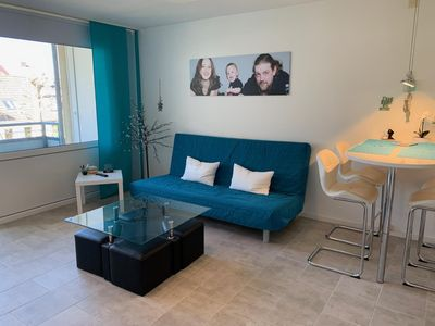 Photo for Holiday apartment Laboe for 1 - 2 persons with 1 bedroom - Holiday apartment