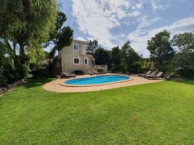 Photo for Escanxinhas Villa, Sleeps 8 with Pool, Air Con and WiFi