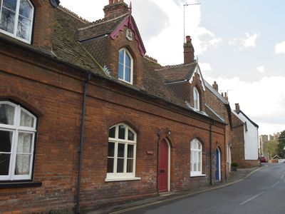 Photo for Characterful period cottage centre of Orford - parking, garden, pet friendly