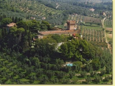 Photo for Luxury Castle  rental in Tuscany on the coast - Rent this luxury Tuscan castle
