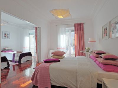 Photo for Gorgeous apartment in the center of Lisbon, close to the Castle, Rossio and Fado