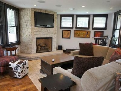 Photo for Beautiful Ski-In/Ski-Out 3 Bedroom Condo, Heated Pool and Hot Tub Access, Heart of Snowmass Village