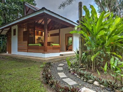 Photo for TROPI BUNGALOW. Tropical Bungalow of the South Caribbean