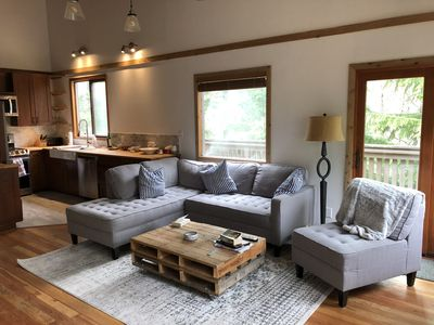 Photo for Secluded home away from home in the heart of Whistler
