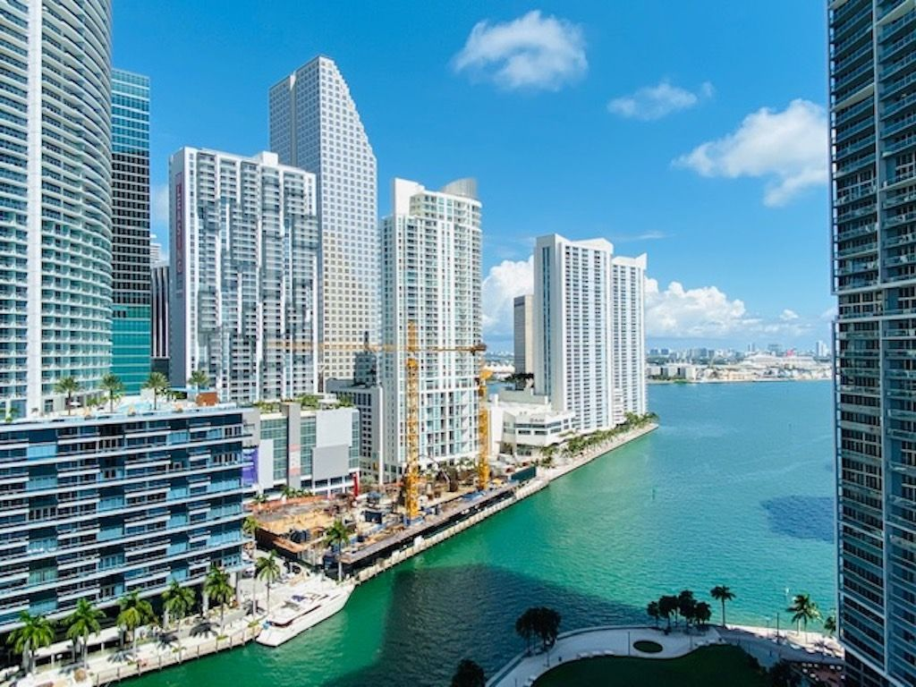 Luxury Brickell Miami Condo|Panoramic