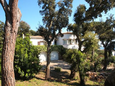 Photo for Family-friendly Villa, Fabulous view on Playa d'Aro and San Feliu, private pool