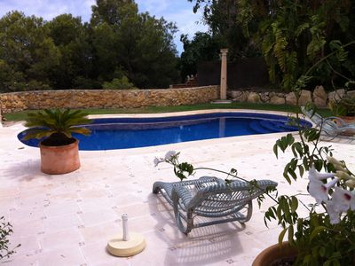 Photo for Beautiful Villa, 4 double bedrooms, 2 bathrooms, 1 separate toilet, 6 Pers.