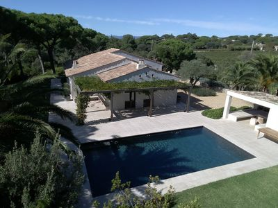 Recently Renovated House within the Vineyards of 'Fermes Des Lices', La Moutte