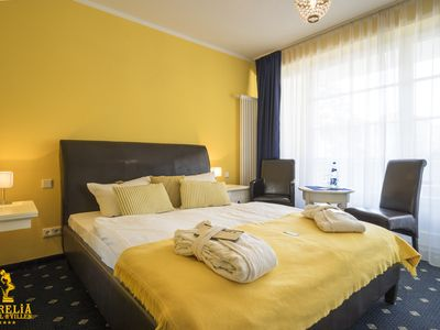 """Photo for Double room sunny side """"our lodge"""" - AURELIA Hotel St. Hubertus"""