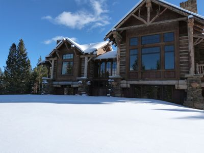 Photo for Beautiful Mountain Home on 17 acres.