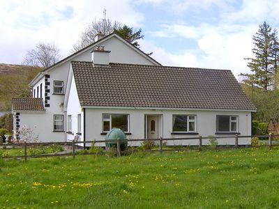 Photo for ROCKFIELD HOUSE, with open fire in Moycullen, County Galway, Ref 3992