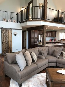 Photo for NEW LISTING!!! Beautiful Brand New Bear Lake Lodge - Sleeps 14