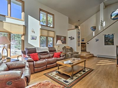 Photo for NEW! Estes Park Home w/Hot Tub by Downtown & RMNP!