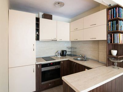 Photo for 1BR Apartment Vacation Rental in Burgas
