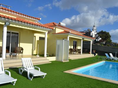 Photo for Casa Diana Loreto Cottages - holiday cottage with pool and panoramic sea view