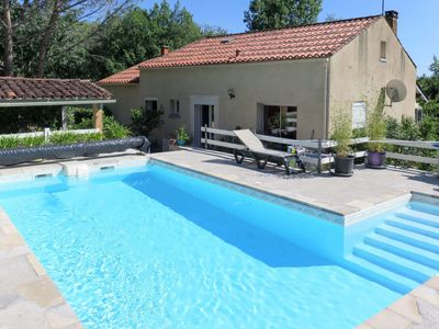 Photo for Vacation home Combel d'Arnal (LGD400) in Cahors - 4 persons, 2 bedrooms