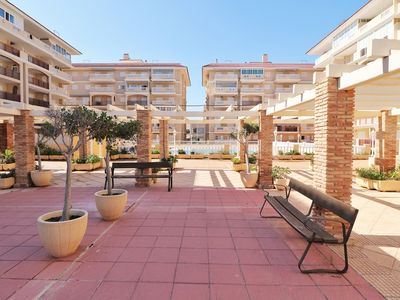 Photo for [ER-117] Apartment with Sea View 300m. to the Beach of La Mata