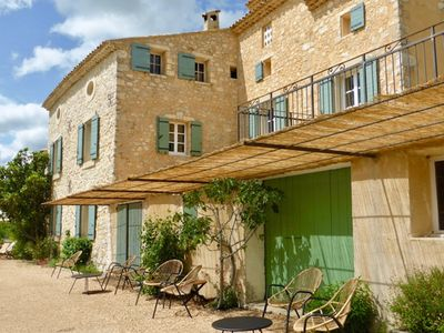 Photo for CHARMING GITE - PROVENCE - IN THE HEART OF A DOMAIN OF 100 HECTARES