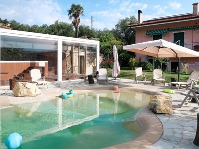 Photo for Vacation home Agriturismo Ada Musso (DIA515) in Diano Marina - 17 persons, 6 bedrooms