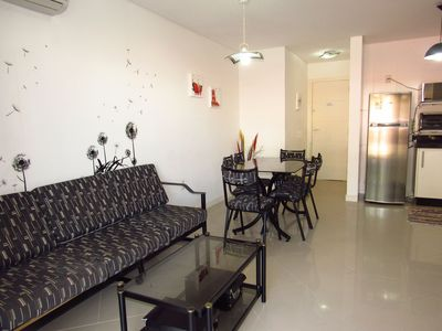 Photo for Cód 464 Property well located 180 meters from the beach for 06 people