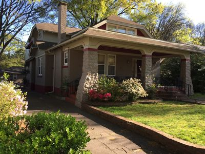 Photo for Craftsman Home Historical  Central Gardens