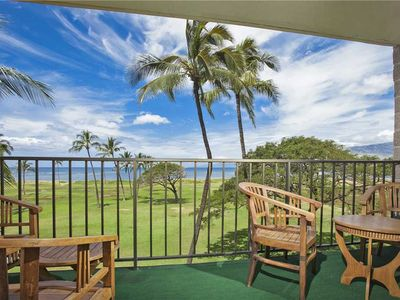 Photo for Stunning panoramic ocean views from this 2 bedroom Ocean Front Condo at Kauhale Makai #411